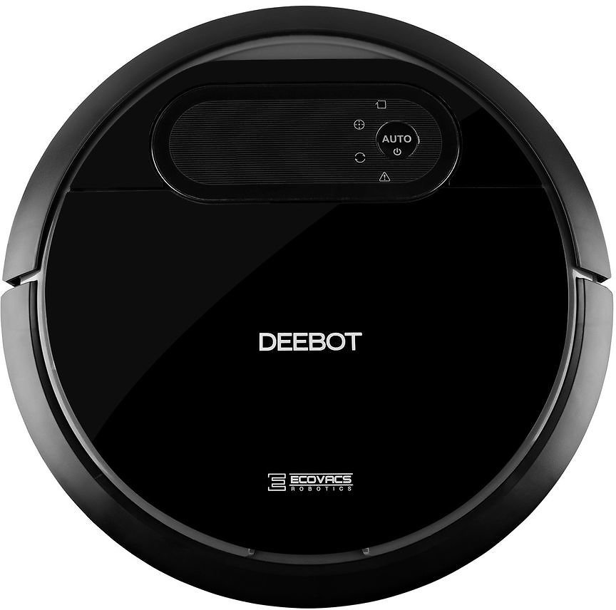 Ecovacs Deebot N78 Robotic Vacuum Cleaner with Multiple Cleaning Modes 696563342543