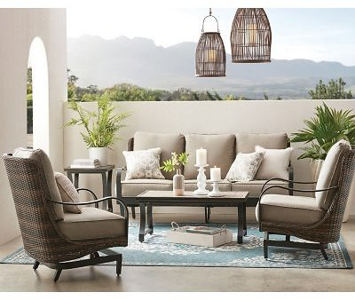 Member's Mark St. Anne 5-Piece Seating Set