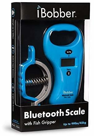 ReelSonar Fish Scale Tape Measure 99Lb/45kg Blue Free Shipping for Prime Members On Woot!