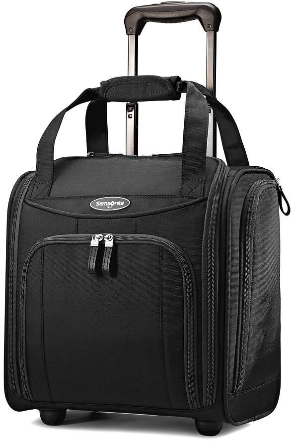 Samsonite Small Rolling Underseater Black - Luggage 43202570087