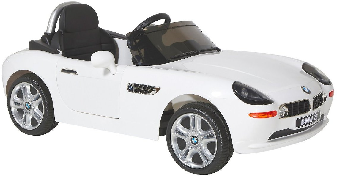 (Ships Free) BMW 6V Z8 Battery Powered Riding Toy For Children By Dynacraft