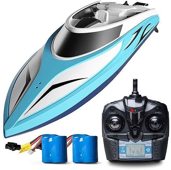 High Speed Self-Righting Remote Control Boat