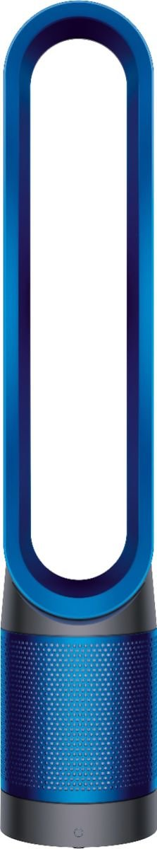 Dyson TP01 Pure Cool Tower 172 Sq. Ft. Air Purifier and Fan Iron/Blue 282574-01