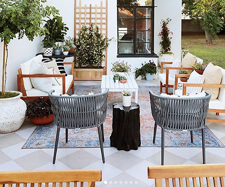 Up to 75% Off Lowe's Patio Furniture & Outdoor Decor