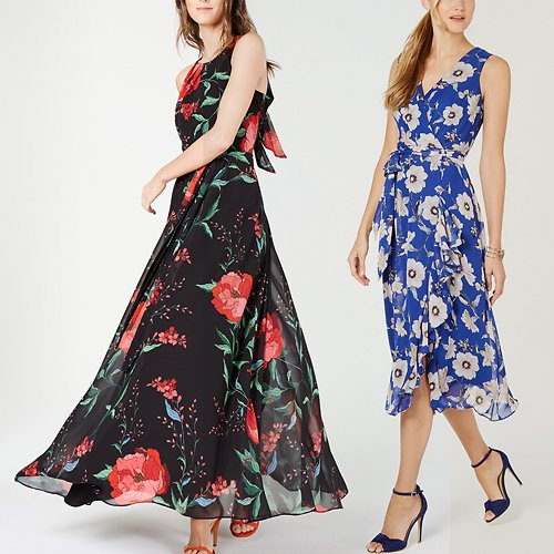 Today Only! 50% Off Macy's Summer Dress Flash Sale