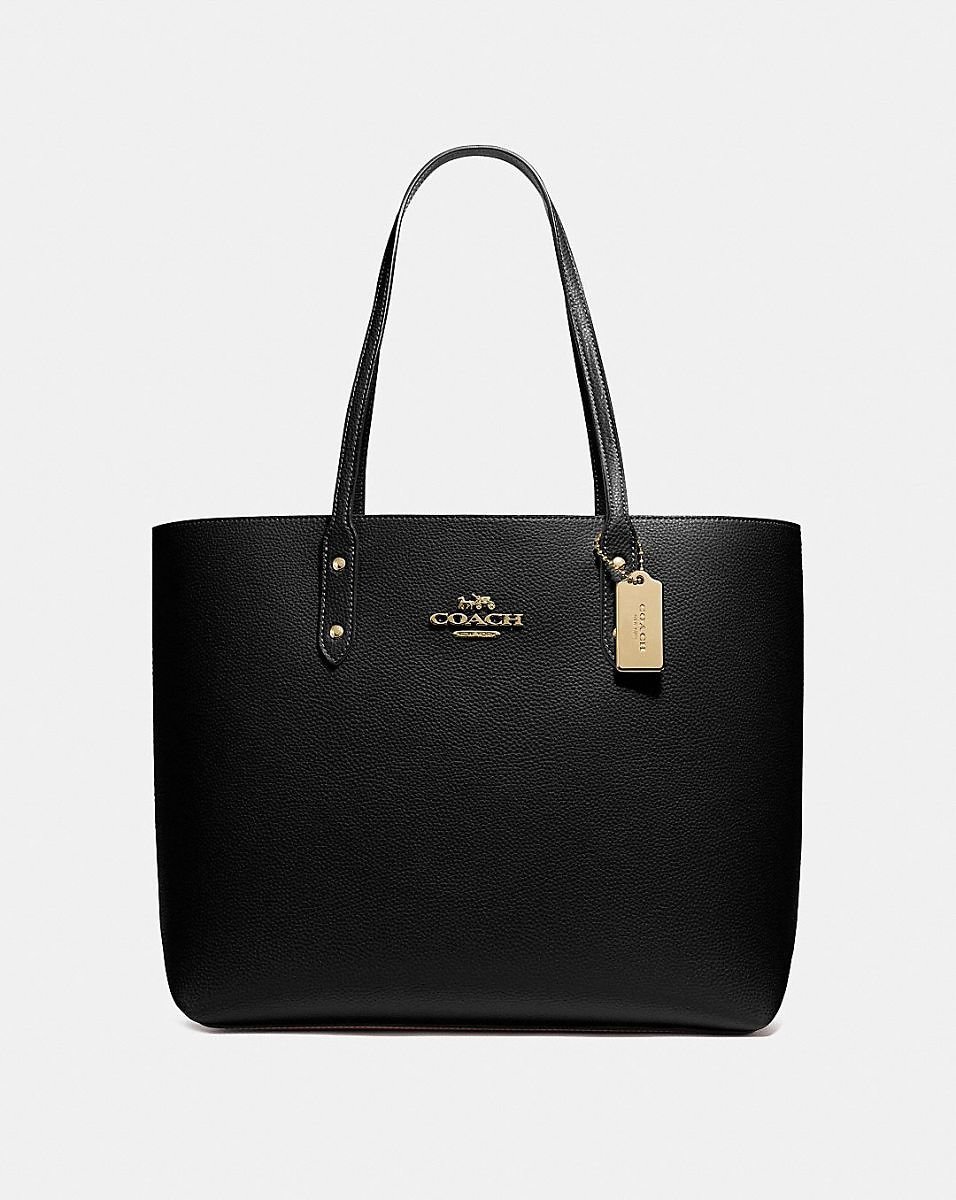 Coach Town Tote - 3 Colors