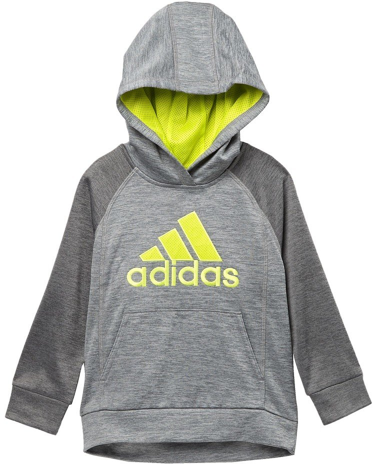 Adidas | Fusion Pullover Sweater (Toddler, Little Boys, & Big Boys) | Nordstrom Rack