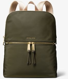Polly Medium Nylon Backpack | Michael Kors
