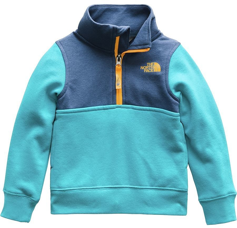 The North Face Toddler Boys Logowear 1/4-Zip Sweatshirt - 2 Colors