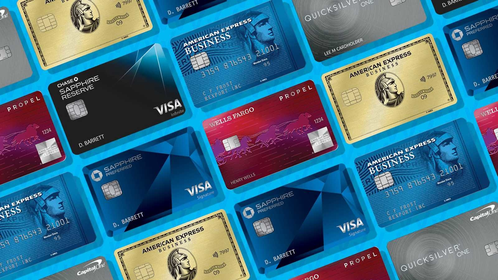 The 6 Best Credit Cards of 2019