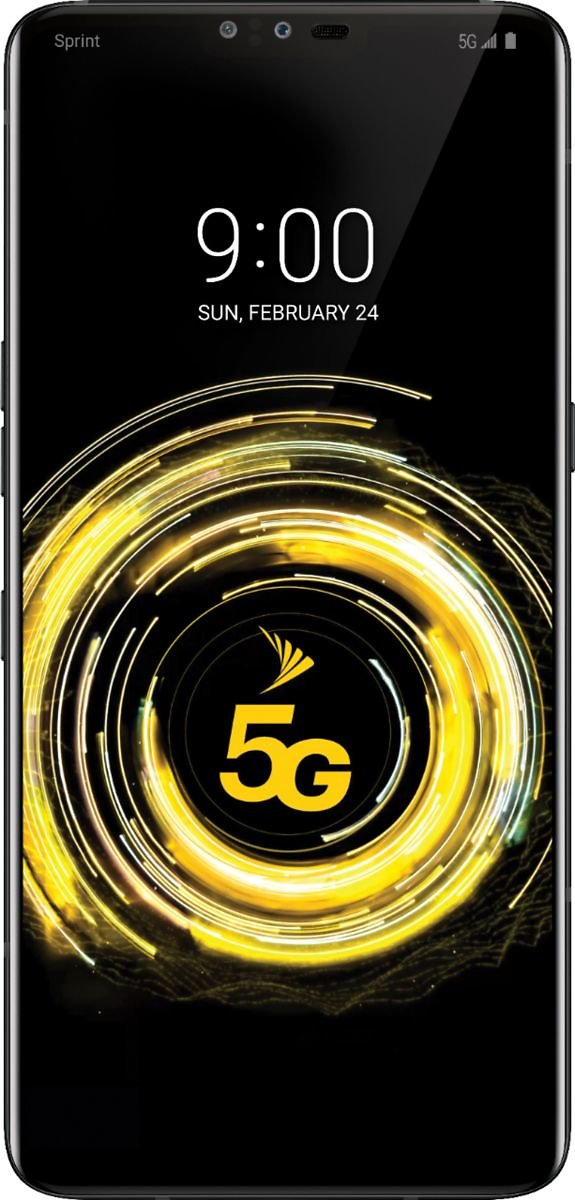 Sprint LG V50 ThinQ 5G Enabled (24 Months Contract)