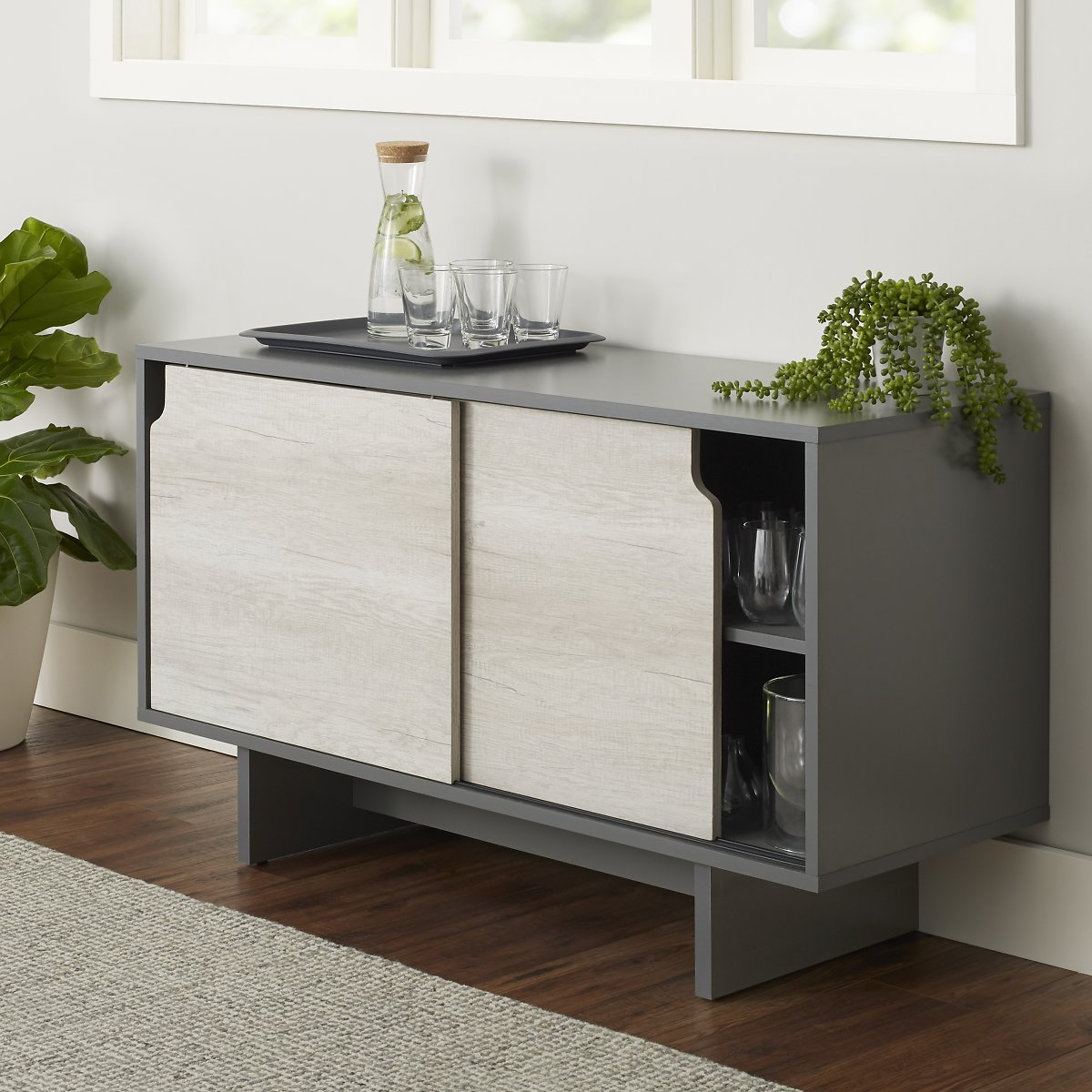 Better Homes & Gardens Reagan Credenza, Multiple Finishes(Price Drop)