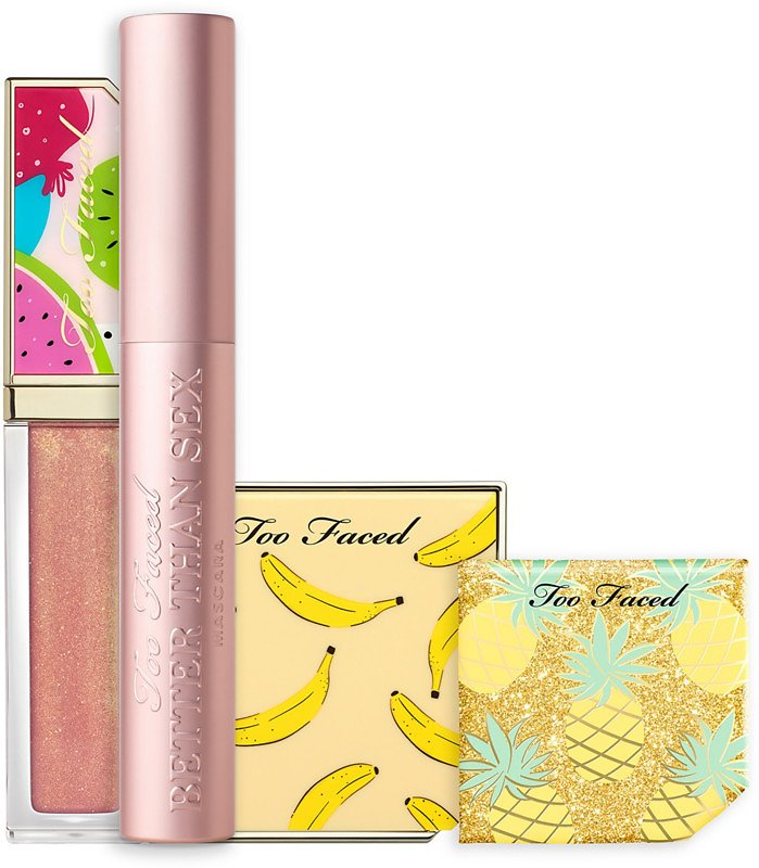 Too Faced Tutti Frutti Party-Ready Essentials Makeup Set