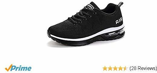 Azooken Mens Lightweight Air Cushion Running Shoes Fashion Walking Shoes Athletic Tennis Sport Sneakers for Womens