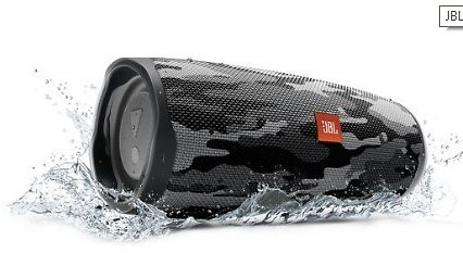 JBL Charge 4 | Portable Bluetooth Speaker