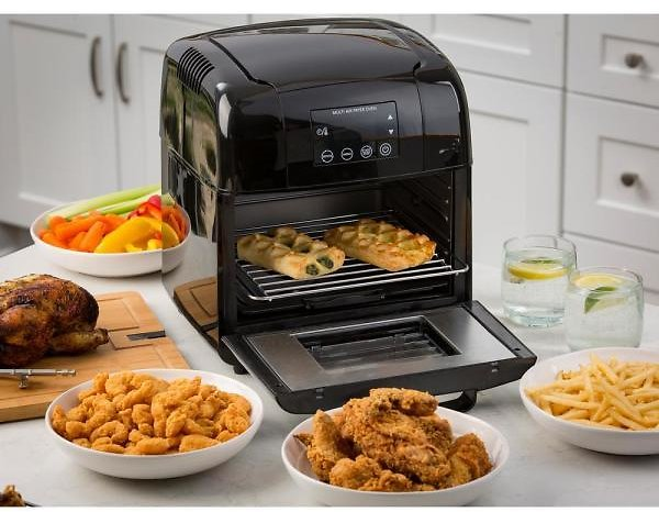 (Ships Free) Premium XL Digital Air Fryer Oven (10 Qt./1600-Watt)