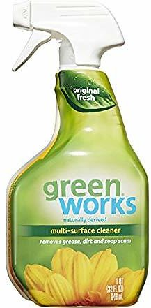 Green Works Multi-Surface Cleaner Free Shipping for Prime Members On Woot!