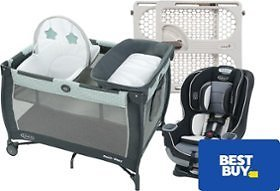 Free $50 Best Buy GC W/ $150 in Select Baby Care Products.