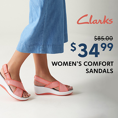 Up to 60% Off Clarks Women Shoes - More Colors