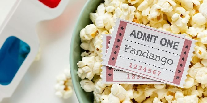 Earn Up to $130 in Fandango Movie Ticket Codes