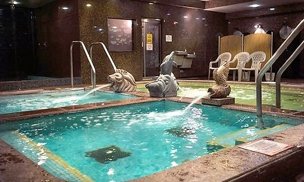 General Spa Admission with Optional Base Rock Room Access for One Adult At King Spa and Sauna (Up to 40% Off)
