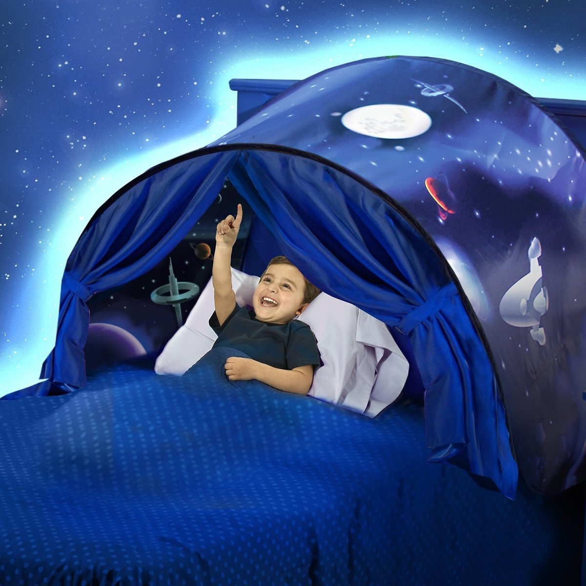 Dream Tents Space Adventure Kids Pop Up Play Tent As Seen On TV