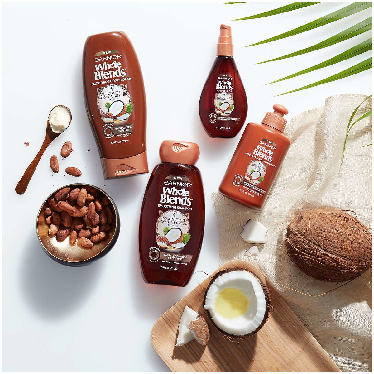 Garnier Whole Blends Shampoo or Conditioner