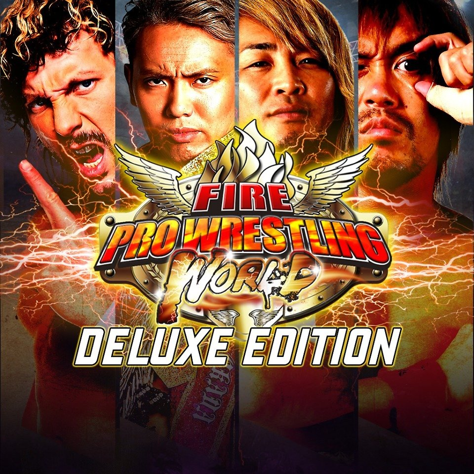 Fire Pro Wrestling World Deluxe Edition