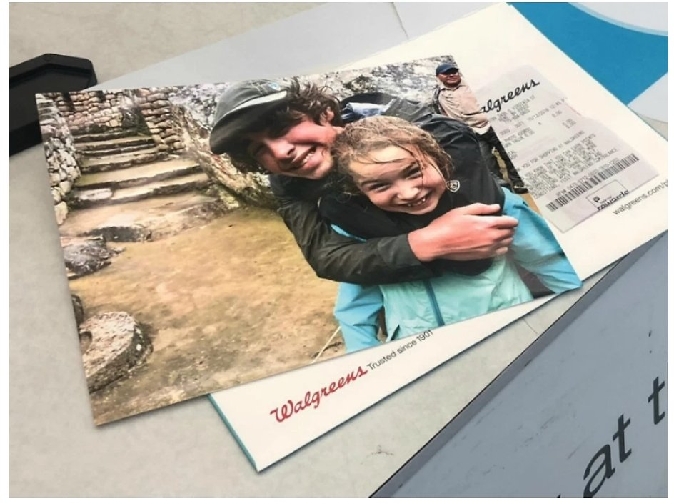 FREE 8x10 Photo Print from Walgreens For Sprint Customers