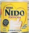 Nestle Nido Fortificada Dry Milk 12.6 Ounce Canister
