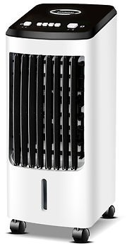 70W Air Conditioner Fan Ice Humidifier Cooling Bedroom Portable Cooler Water Electrical Equipment & Supplies