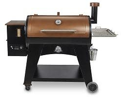 Pit Boss Austin XL 1000 Sq. In. Pellet Grill w/ Flame Broiler & Cooking Probe