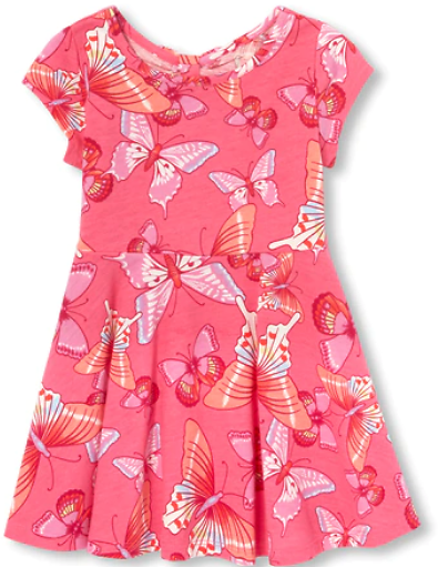70% Off Toddler Girl Clearance Dresses