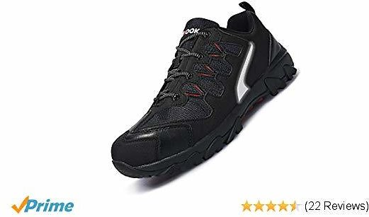 Fires Mens Work Safety Shoes