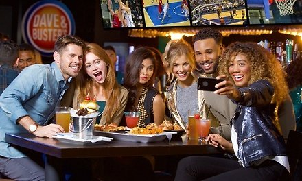 $25 Dave & Buster's Gaming Package for Two (Jacksonville, FL)