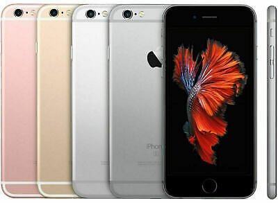 Apple IPhone 6s 128GB Factory GSM Unlocked Smartphone AT&T T-Mobile - All Colors