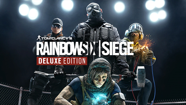 Tom Clancy's Rainbow Six: Siege: XBOX Deluxe Edition