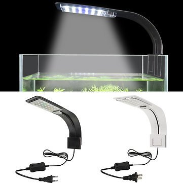 ZANLURE X5 Aquarium Light 10W Waterproof Fish Tank