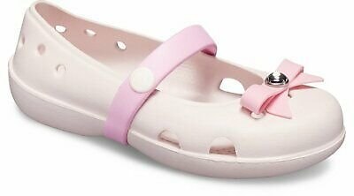 Crocs Kids Keeley Charm Flat
