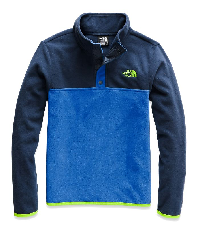 North Face Boys Glacier Fleece (4 Colors) + Ships Free