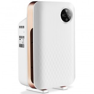 Air Purifier with True HEPA Activated Carbon Filter