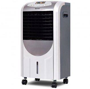 Portable Air Cooler Fan And Heater Humidifier