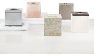 Tissue Box Bath Collection, Created for Macy's