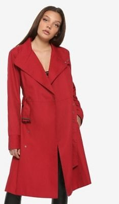 Mortal Engines Anna Fang Girls Trench Coat