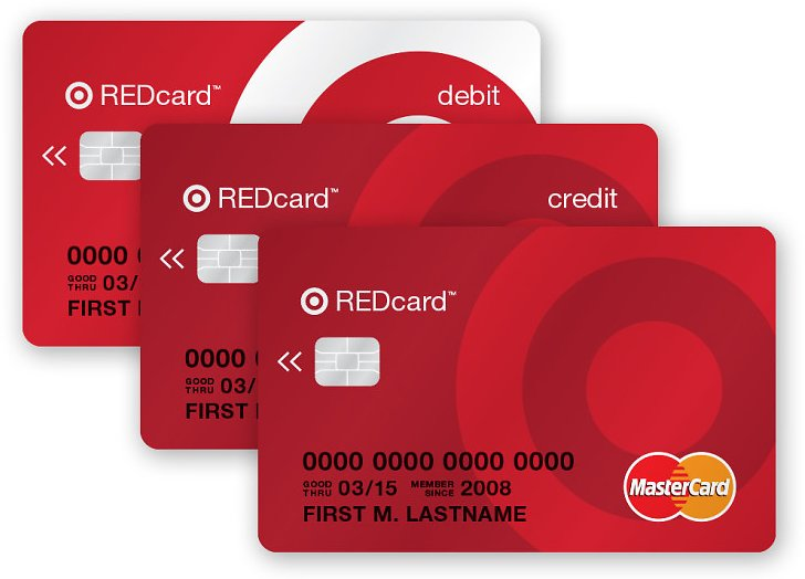 $40 Off $40 w/ New Target REDcard