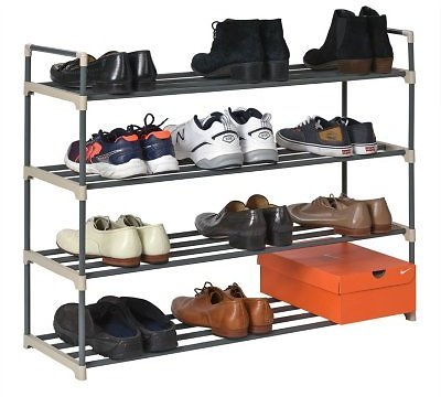 Muscle Rack 4-Level Shoe Rack