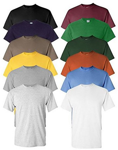 6-Pk. Anti-Microbial Performance T-Shirts (Ships Free)