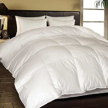 Hotel Grand White Goose Feather & Down Comforter