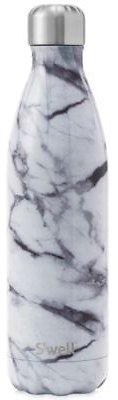 (Ships Free) S'Well® 25-oz. White Marble Water Bottle