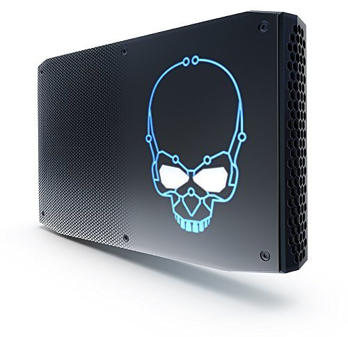 Intel NUC 8 Performance-G Kit (NUC8i7HVK) - Core I7 100W, Add't Components Needed: Computers & Accessories